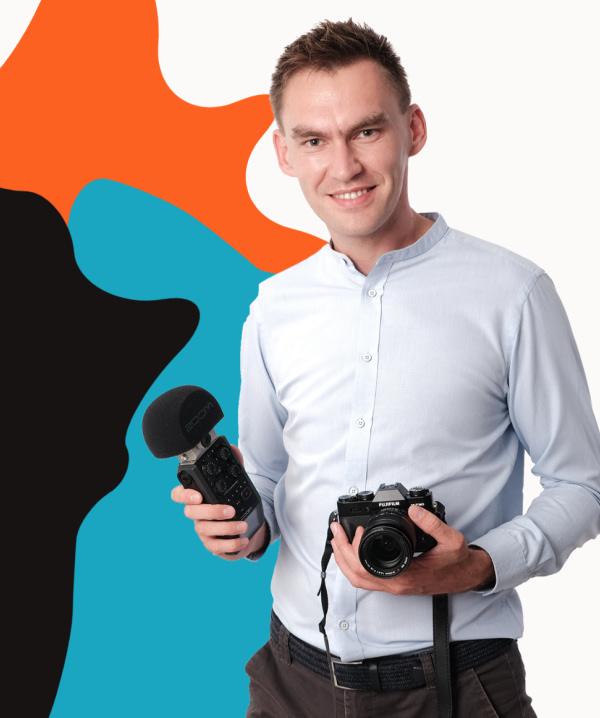Zdjęcie Promocyjne Mateusz Paszek