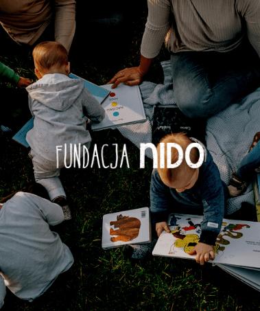 Fundacja NIDO strona www realizacja 4 ad studio