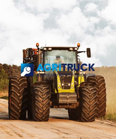 Agri-truck sklep interentowy realizacje